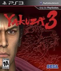 SONY Sony PlayStation 3 Game YAKUZA 3
