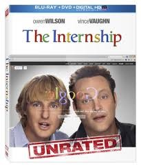 BLU-RAY MOVIE Blu-Ray THE INTERNSHIP