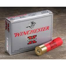 "WINCHESTER Ammunition 12 GA 00 BUCK 3 1/2"" XB12L00"