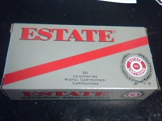 ESTATE AMMUNITION Ammunition ESH45230