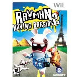 NINTENDO Nintendo DS Game RAYMAN RAVING RABBIDS 2