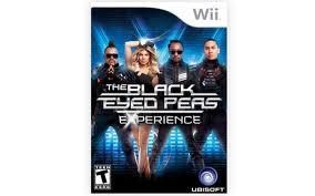 NINTENDO Nintendo Wii Game THE BLACK EYED PEAS EXPERIENCE