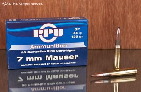 PRVI PARTIZAN Ammunition 7MM