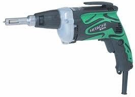 HITACHI Corded Screwgun W6V4