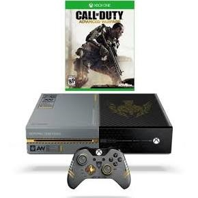 MICROSOFT XBox ONE XBOX ONE - CONSOLE - 1TB - CALL OF DUTY BUNDLE