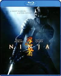 BLU-RAY MOVIE Blu-Ray NINJA