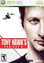 MICROSOFT Microsoft XBOX TONY HAWK'S PROJECT 8