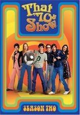 DVD BOX SET DVD THAT 70'S SHOW SEASON 2