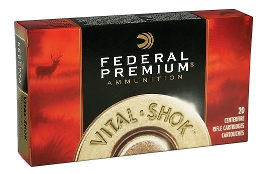 FEDERAL AMMUNITION Ammunition .308 WIN LEAD FREE (P308H)
