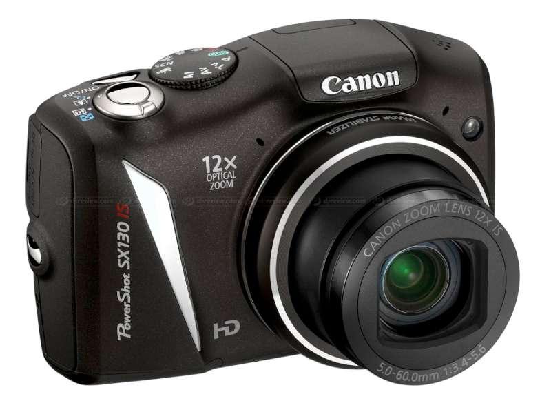 CANON Digital Camera POWERSHOT SX130 IS