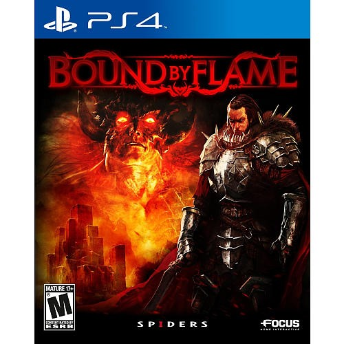 SONY Sony PlayStation 4 Game BOUND BY FLAME
