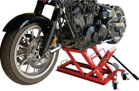 HARBOR FREIGHT MOTORCYCLE JACK 1500LB 02792