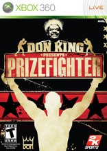 MICROSOFT Microsoft XBOX 360 Game DON KING PRESENTS PRIZEFIGHTER