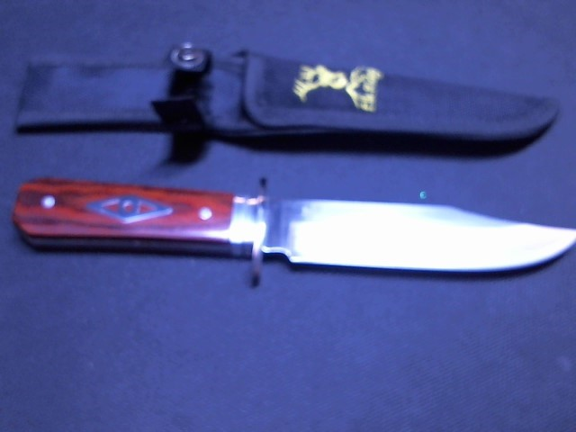 ELK RIDGE Hunting Knife ER-509