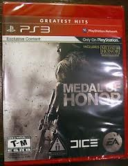 SONY Sony PlayStation 3 Game MEDAL OF HONOR