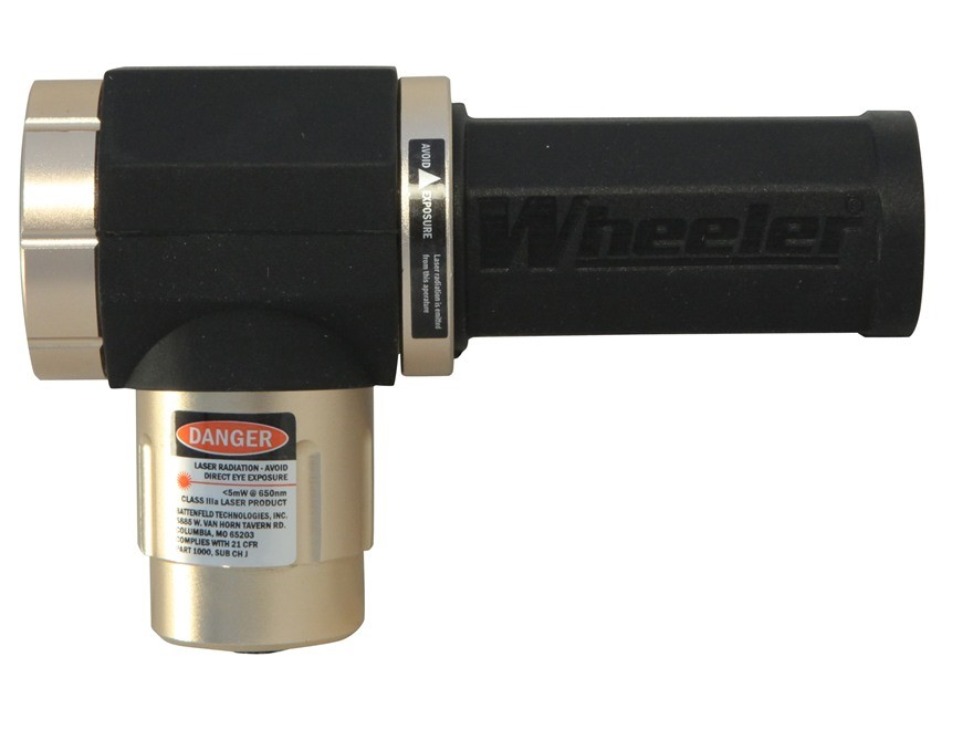 WHEELER ENGINEERING Accessories PROFESSIONAL LASER BORE SIGHTER