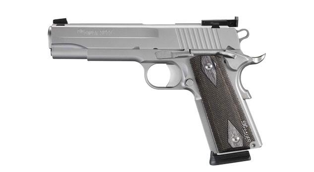 SIG SAUER Pistol 1911 TARGET