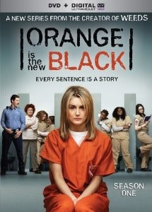 DVD BOX SET DVD ORANGE IS THE NEW BLACK SEASON 1