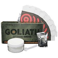 TANNERITE Accessories GOLIATH EXPLODING TARGETS