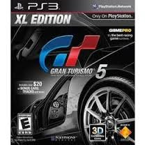 SONY Sony PlayStation 3 Game PS3 GRAN TURISMO 5