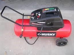 HUSKY COMPRESSOR WL651004AJ