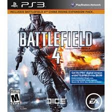 SONY Sony PlayStation 3 Game PS3 GAME BATTLEFILD 4