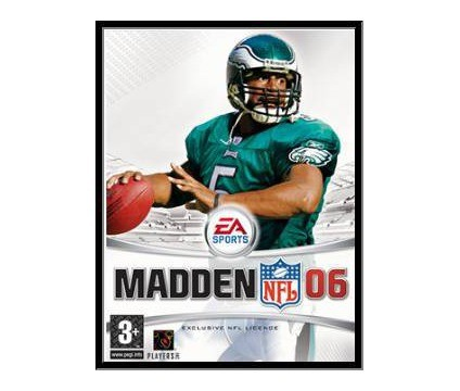 SONY Sony PlayStation 2 Game MADDEN NFL 06
