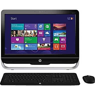 HEWLETT PACKARD PC Desktop 20-B010