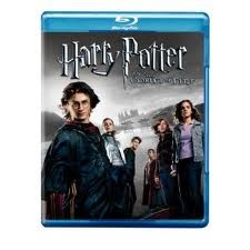 BLU-RAY MOVIE Blu-Ray HARRY POTTER AND THE GOBLET OF FIRE