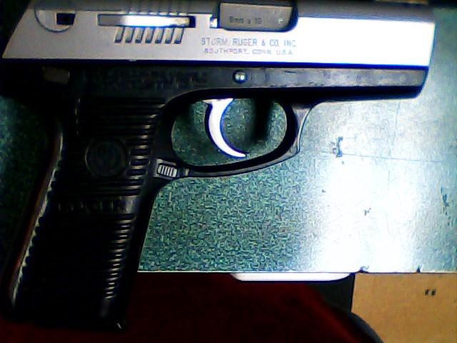 RUGER Pistol P95DA0