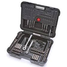 CRAFTSMAN Sockets/Ratchet 220 PC MECHANICS TOOL SET