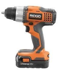 RIDGID Cordless Drill R86007B