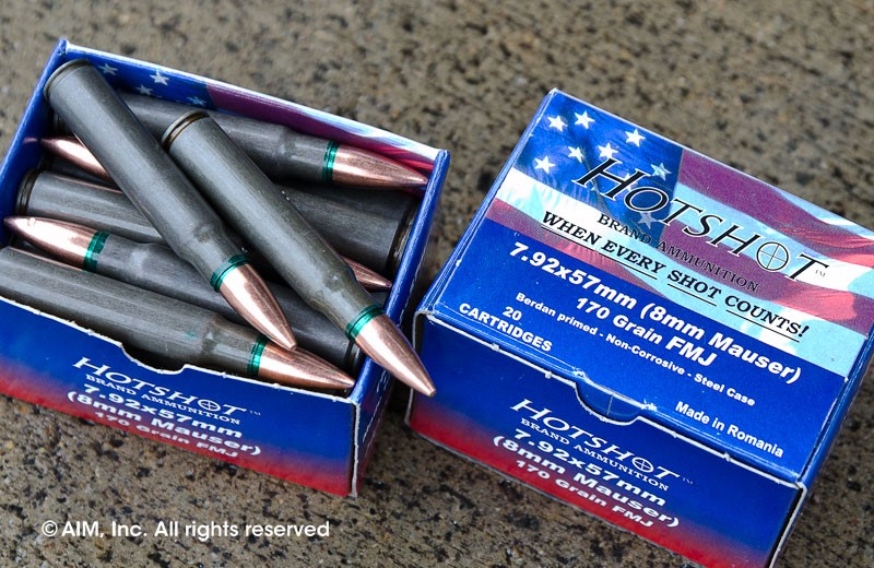 HOTSHOT AMMUNITION Ammunition 7X57MM