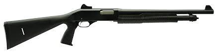 STEVENS ARMS Shotgun 320 SECURTIY PUMP