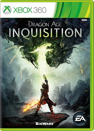 MICROSOFT Microsoft XBOX 360 Game DRAGON AGE INQUISITION XBOX 360