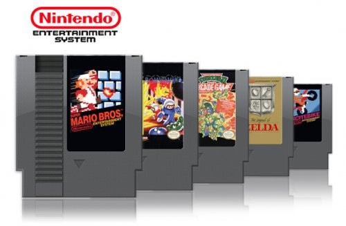 NES 15 GAME HOLDER CASE