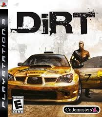 SONY PlayStation 3 Game DIRT