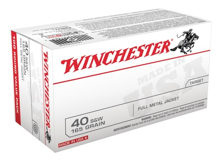 WINCHESTER Ammunition USA40SWVP