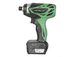 HITACHI Impact Wrench/Driver WH 10DFL