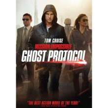 DVD MOVIE DVD MISSION IMPOSSIBLE GHOST PROTOCOL