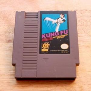 NINTENDO Nintendo NES Game KUNG FU
