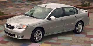 CHEVROLET Car 2006 MALIBU