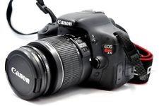 CANON Digital Camera EOS REBEL T3I W/ 18-55MM LENS