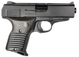 COBRA FIREARMS Pistol FS380BB