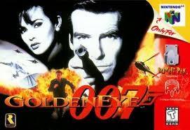 NINTENDO Nintendo 64 Game GOLDEN EYE 007