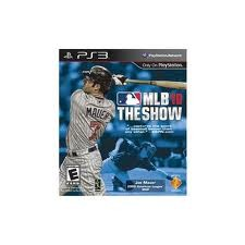 SONY Sony PlayStation 3 Game MLB 10 THE SHOW