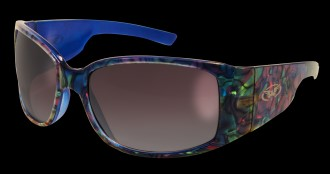 GLOBAL VISION EYEWEAR Sunglasses BLUE OPAL SM