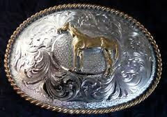 MONTANA SILVERSMITHS Men's Accessory BELT BUCKLE