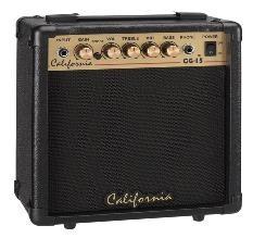 CALIFORNIA Electric Guitar Amp CG-15