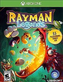 MICROSOFT Microsoft XBOX 360 Game RAYMAN LEGENDS - XBOX ONE